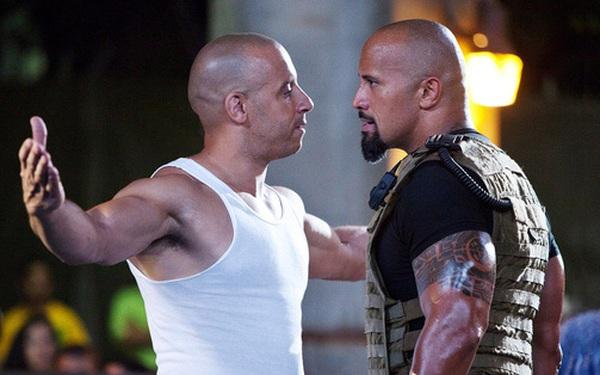 Gia đình tan nát: The Rock rời vũ trụ Fast & Furious sau nhiều năm mâu thuẫn với Vin Diesel