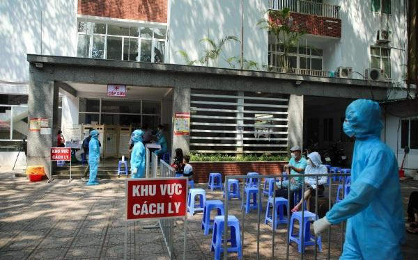 Hà Nội ghi nhận thêm 24 trường hợp mắc COVID-19 mới ở 7 quận, huyện