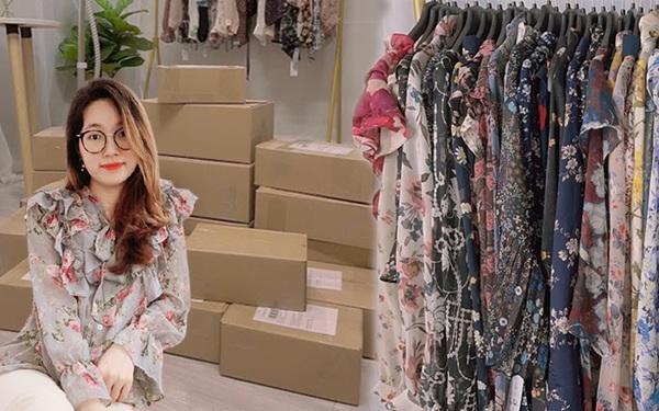 Cô gái Hà Nội bỏ nghề kế toán trưởng để mở shop 2hand, hiện thực ước mơ kinh doanh