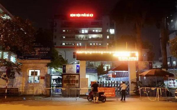 Phát hiện thêm 15 ca dương tính SARS-CoV-2 ở Bệnh viện Phổi Hà Nội, cách ly y tế toàn bệnh viện