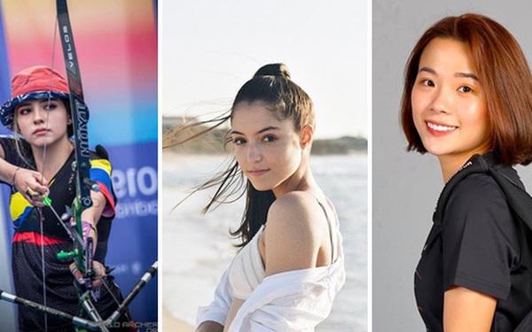 """Dàn """"nữ thần"""" thi đấu hot nhất Olympic Tokyo 2020, gương mặt đến từ Việt Nam cũng nổi bần bật"""