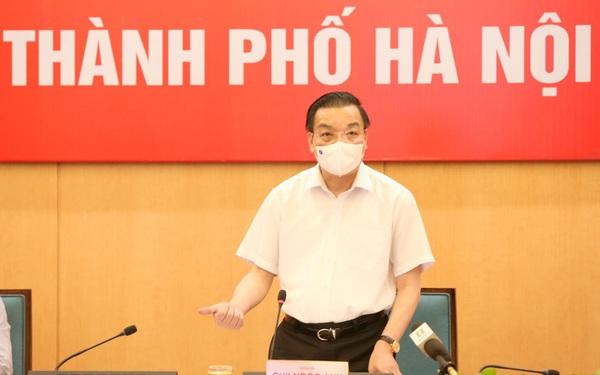 Địa bàn nguy cơ cao ở Hà Nội có thể áp dụng biện pháp mạnh hơn Chỉ thị 17