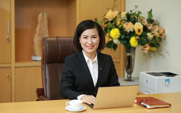 Bà Bùi Thị Thanh Hương trở thành tân Chủ tịch ngân hàng NCB