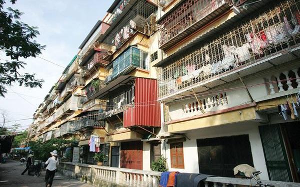 Đẩy nhanh cải tạo, xây mới chung cư cũ tại Tp.HCM