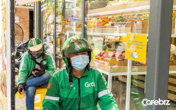 Để các shipper vững tâm mùa dịch, Grab tặng 50.000 gói bảo hiểm, bao gồm trợ cấp nằm viện và phẫu thuật