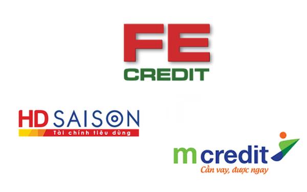 FE Credit, HD Saison, M-Credit đang làm ăn ra sao trong đại dịch?