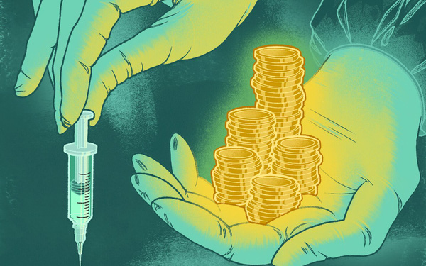 Vaccine Covid-19 - Cú đổi đời ngoạn mục của các hãng dược: Giá cổ phiếu Moderna tăng không điểm dừng, Pfizer đã giàu nay còn giàu hơn