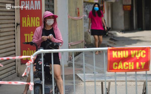 Hà Nội dự phòng tình huống phải kéo dài thời gian giãn cách xã hội