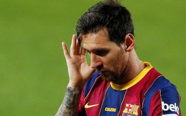 """Tiết lộ sốc: Messi bị Barcelona """"lật kèo"""" vào phút chót, cay đắng rời Nou Camp trong nỗi đau"""