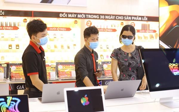 FPT Shop hưởng lợi từ xu hướng làm việc tại nhà: Doanh thu laptop tăng 31%, dẫn đầu về thị phần
