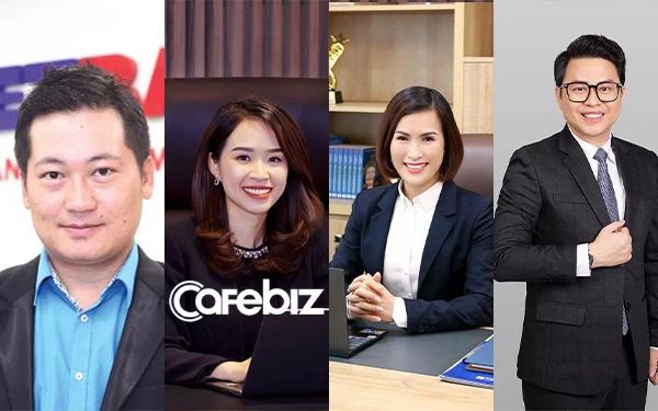 """9 nhà băng Việt vừa biến động thượng tầng: Chuyển giao loạt ghế Chủ tịch và CEO chỉ trong 3 tháng, một nửa sếp tiếp quản là """"thanh niên"""" 8X"""