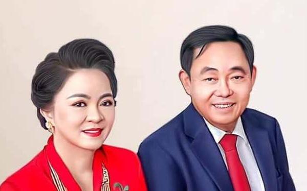 Tối muộn, vợ chồng đại gia Phương Hằng âm thầm mang trạm sản xuất Oxy miễn phí đến hỗ trợ người dân 'vùng đỏ'