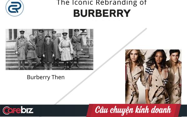 Chuyện đổi mới thương hiệu ở Burberry: Từ trang phục thám hiểm Bắc Cực, quân phục cho Thế chiến I, tới biểu tượng thời trang sang trọng