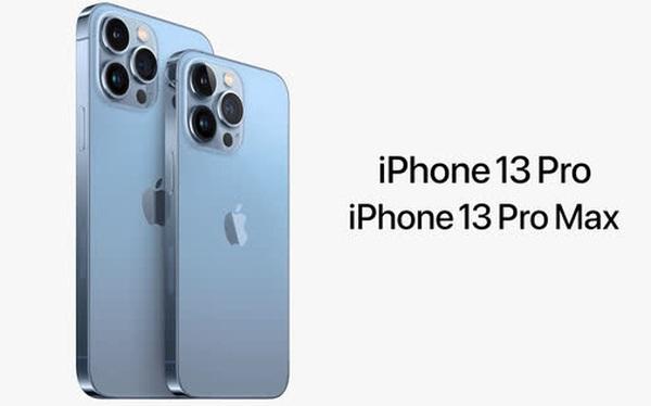 """iPhone 13 Pro và iPhone 13 Pro Max chính thức: Màn hình ProMotion 120Hz, bộ nhớ trong 1TB, quay video xoá phông, thời lượng pin cải thiện, thêm màu xanh """"Sierra Blue"""""""
