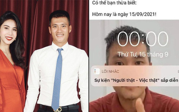 Netizen đặt lịch thông báo ngày 15/9, nhắc vợ chồng Công Vinh - Thuỷ Tiên đã đến hẹn sao kê tiền từ thiện