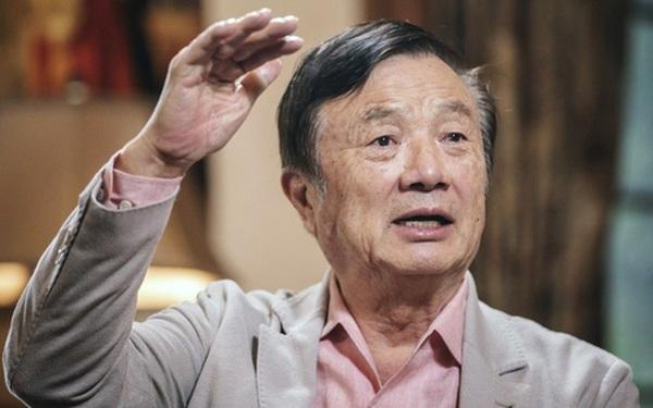 """Ông Nhậm Chính Phi: """"Nhân viên Huawei sẽ trồng khoai, chăn cừu dưới chân núi để hỗ trợ cho bộ phận này leo núi Himalaya"""""""
