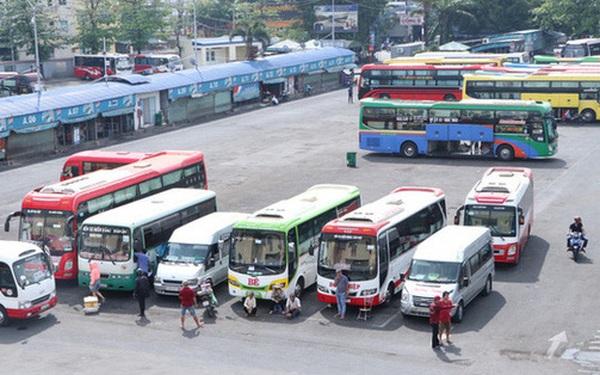 Hà Nội xây dựng phương án cho xe buýt, xe khách liên tỉnh hoạt động