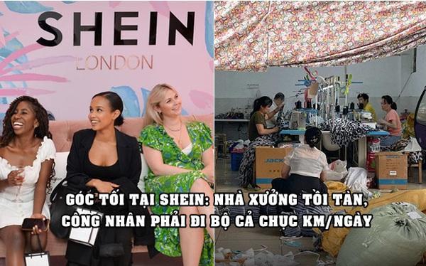 Vạch trần Shein – đế chế tỷ 'đô' bí ẩn nhất Trung Quốc: Nhà xưởng tồi tàn, nhân viên phải đi bộ cả chục km/ngày, tất cả đều bị cấm nói về công ty