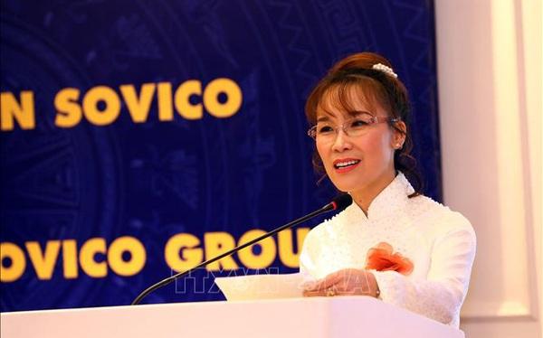 Sovico Group vừa huy động thêm 1.000 tỷ đồng từ phát hành trái phiếu để tài trợ vốn cho các dự án