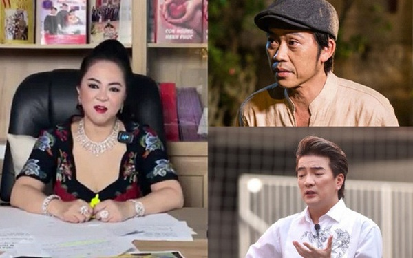Công an TP.HCM: Hoài Linh, Đàm Vĩnh Hưng cùng 3 nghệ sĩ khác gửi đơn tố cáo bà Nguyễn Phương Hằng