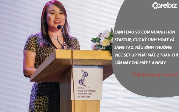 Sếp Mekong Capital kể chuyện cùng Tiki, Con Cưng, Giao hàng Nhanh… tạo chuỗi cung ứng rau thần tốc ở Sài Gòn trong 4 ngày: Sở Công thương nhanh nhạy hơn cả startup!