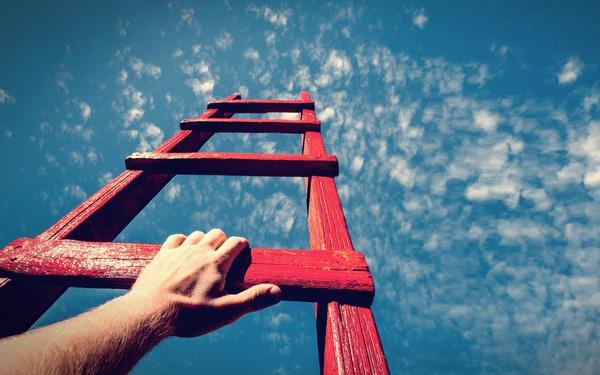 Bài thi hái táo của nhà tuyển dụng, người bất lợi nhất bất ngờ trúng tuyển vị trí cao nhất: Muốn đường đời thuận lợi, hãy tự dựng cho mình một chiếc thang