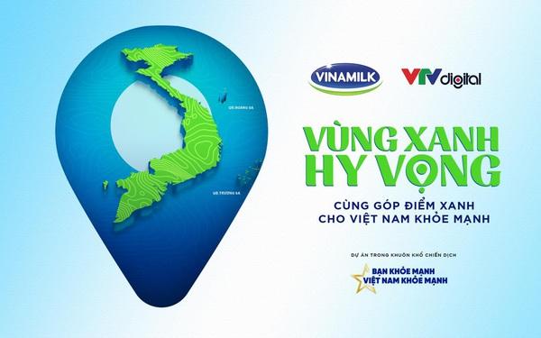 Cùng góp điểm xanh, cho Việt Nam khoẻ mạnh – Hoạt động của Vinamilk để mang 1 triệu ly sữa cho trẻ em khó khăn