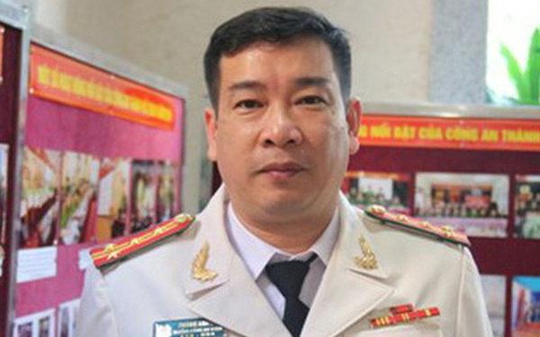 NÓNG: Bắt đại tá Phùng Anh Lê, nguyên Trưởng phòng cảnh sát kinh tế Công an Hà Nội