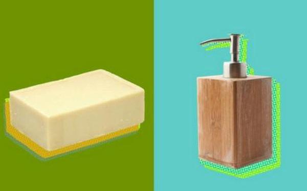 Sữa tắm có thực sự tốt hơn xà phòng dạng thanh không?