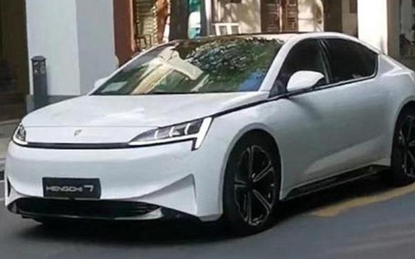 """Đây là mẫu xe điện siêu chất của """"chúa nợ"""" Evergrande: Đẹp như xe sang nhưng chưa rõ số phận ra sao"""