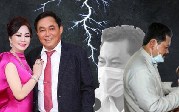 """Toàn cảnh """"cuộc chiến"""" giữa vợ chồng bà Phương Hằng và """"thần y"""" Võ Hoàng Yên: Từng coi như người nhà đến tố cáo lừa 200 tỷ, chữa câm điếc chỉ là dàn dựng"""