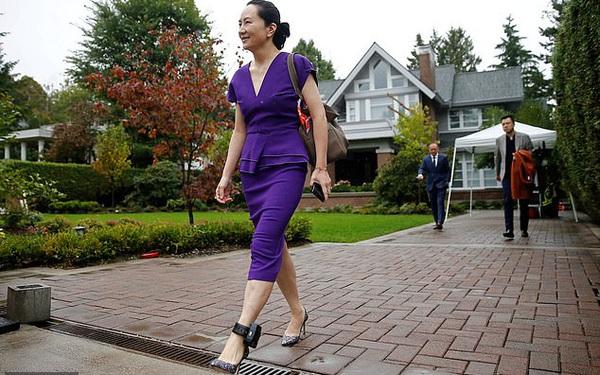 'Công chúa' Huawei chính thức được tự do sau 3 năm bị giam lỏng, lập tức thuê bao nguyên chuyến bay về Trung Quốc
