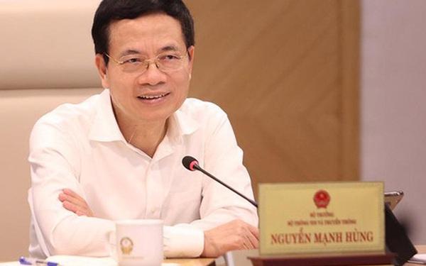 Bộ trưởng Nguyễn Mạnh Hùng: Đầu tháng 10, Mobile Money sẽ được cấp phép thí điểm