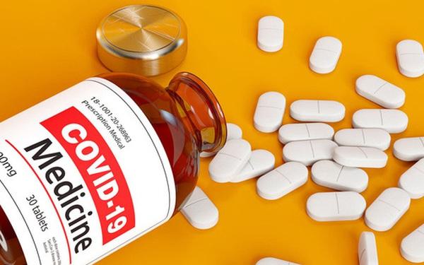 Thuốc viên trị COVID-19 như thuốc cảm giúp đưa cuộc sống trở lại bình thường