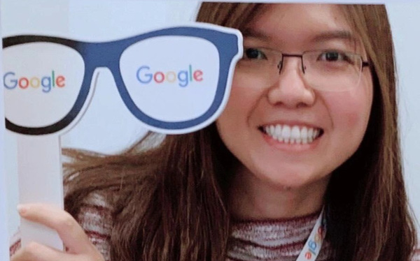 """Sinh viên năm nhất nhưng làm bài tập lớp 6, cô gái Việt Nam  được 3 """"ông lớn"""" Google, Facebook và Adobe mời làm việc"""