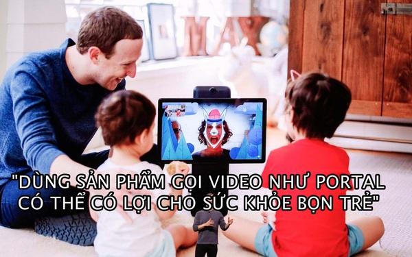 Lý do Mark Zuckerberg cho các con dùng nền tảng của Facebook từ 2 tuổi, khẳng định 'điều đó tốt cho sức khỏe của chúng'