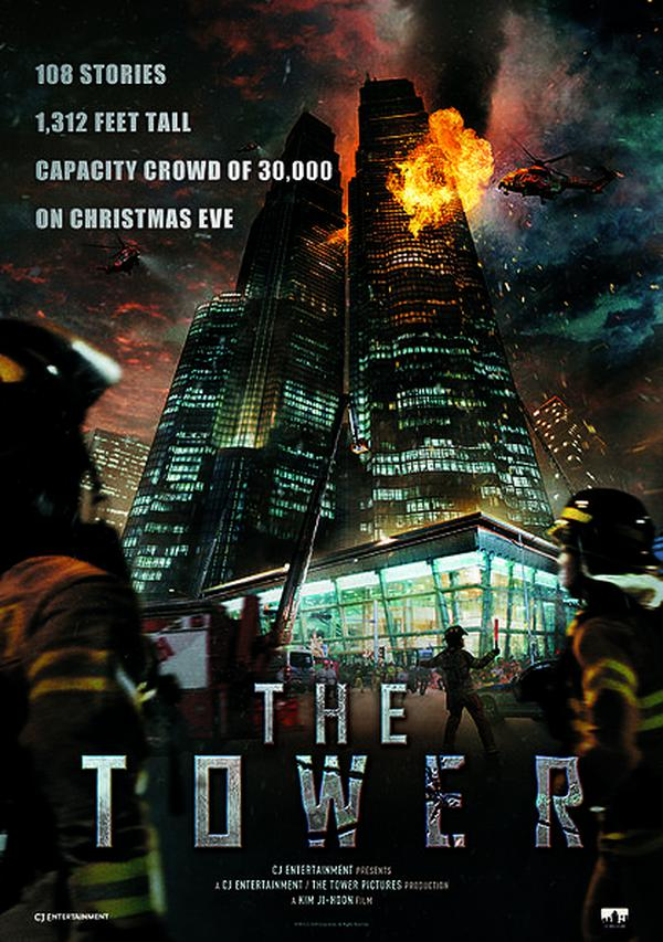 """[Phim hay] The Tower: Cuộc chiến sinh tử trong """"Tháp Lửa"""""""