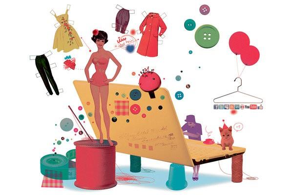7 bước để mở một shop quần áo online hiệu quả