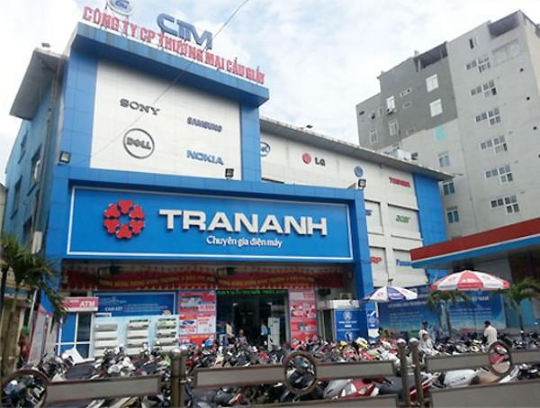 Siêu thị Trần Anh bán thêm bột giặt, đồng hồ