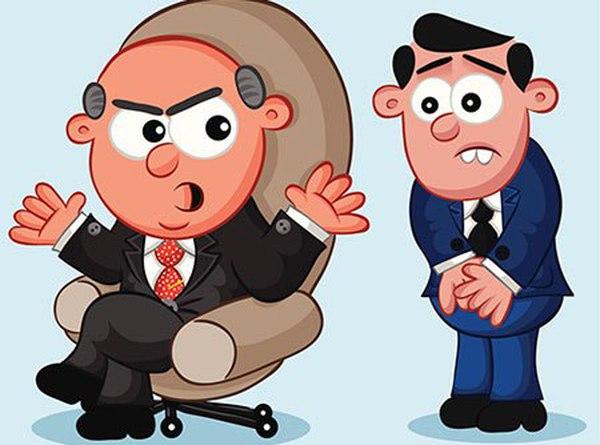 Những câu nói khiến sếp mất điểm trước nhân viên