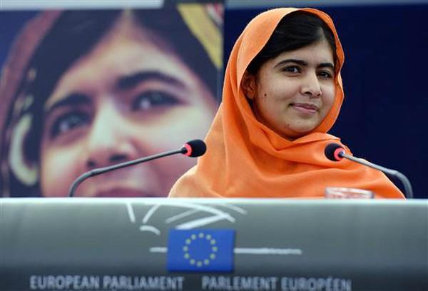 Cô gái 17 tuổi nhận giải Nobel Hoà bình và những câu nói lay động cả thế giới