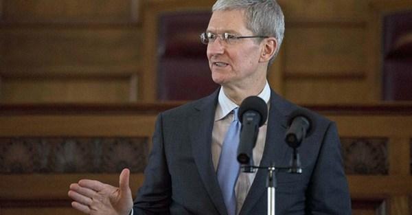 Tim Cook lý giải việc 'khai tử' mẫu iPod huyền thoại