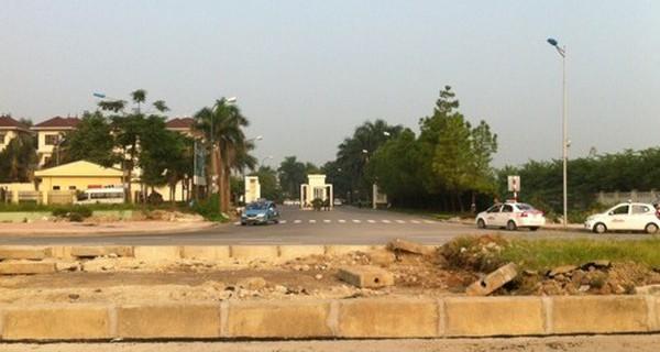 Ngăn đường vành đai 2, cư dân Ciputra 'méo mặt'