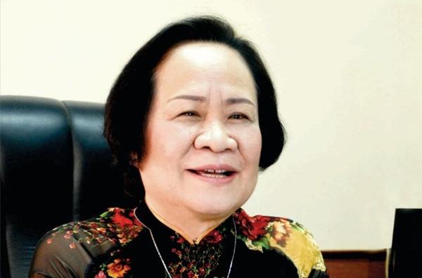 """Doanh nhân Phạm Thị Việt Nga: """"Tôi vô sản tại Dược Hậu Giang"""""""
