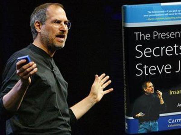 Steve Jobs và Winston Churchill từng là những diễn giả rất tồi