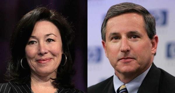 Vì sao có tới 2 CEO thay thế tỷ phú Larry Ellison tại Oracle?