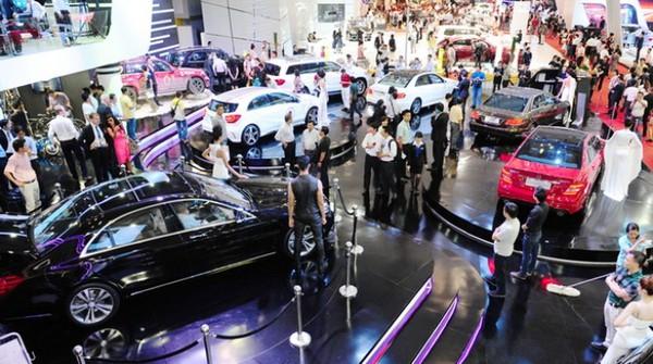 Doanh nghiệp ô tô: Tăng trưởng dưới 30% là tụt hậu