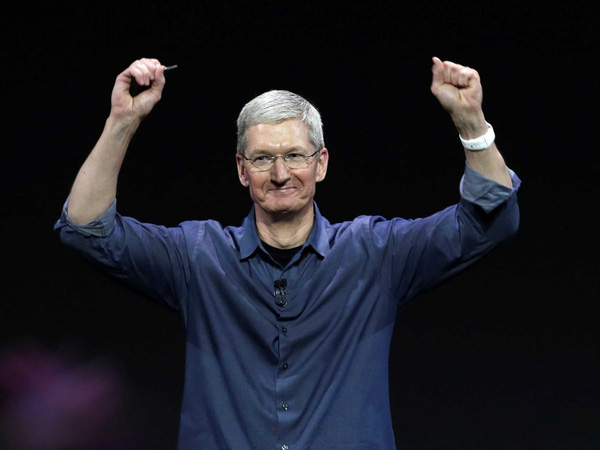 Bức thư khích lệ nhân viên không thể tuyệt vời hơn của CEO Apple