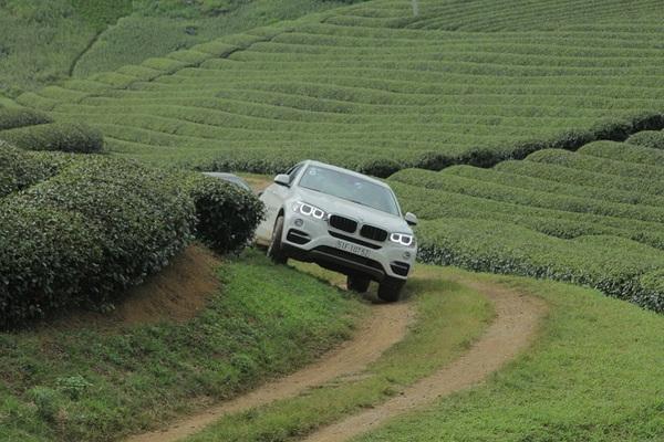 """""""Phượt"""" hạng sang cùng Bridgestone và BMW"""