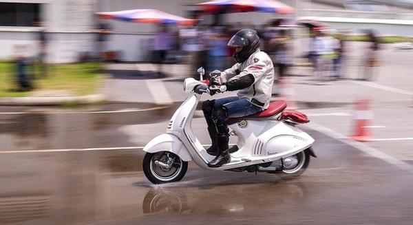 Scooter ABS - Xu thế an toàn đỉnh cao cho xe tay ga